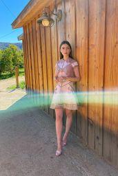 Lily Collins – SAG Awards Photoshoot April 2021