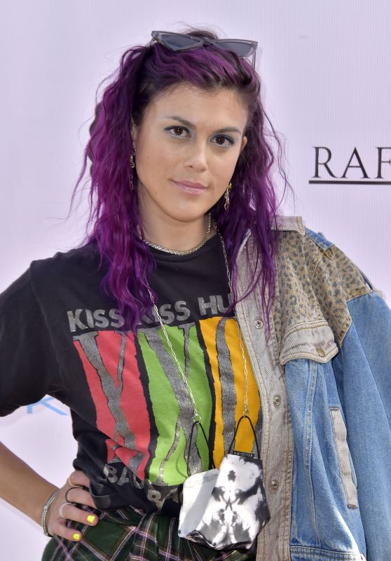 Lindsey Shaw – Cassi Scerbo's 80s Themed Birthday Party and Fundraiser for Boo2Bullying in Malibu 03/30/2021