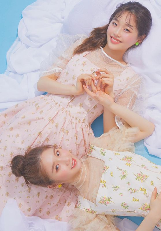 LOONA (Heejin & Chuu) - The Star Magazine Korea April 2021