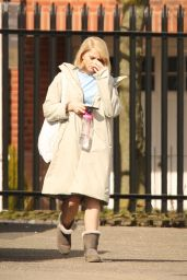 "Lucy Boynton - ""The Ipcress File"" Filming Set in Liverpool 04/06/2021"