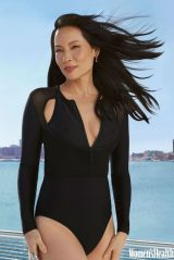 Lucy Liu - Women's Health Magazine May 2021 Issue