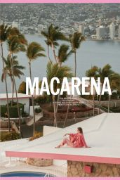 Macarena Achaga - ELLE Mexico April 2021 Issue