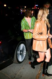 Maddie Ziegler Night Out Style - Hollywood 04/01/2021