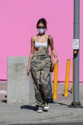 Madison Beer - Out in West Hollywood 04/18/2021