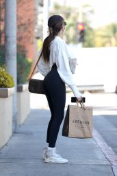 Madison Beer - Shopping at Erewhon in LA 04/20/2021
