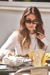 Madison Beer Street Style - West Hollywood 04/14/2021