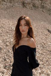 Maggie Q - Rose & Ivy Journal April 2021