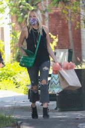 Malin Akerman - Arrives for a Party on Easter Sunday in Los Feliz 04/04/2021