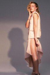 Margot Robbie - ELLE Magazine France April 2021 Issue