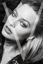 Margot Robbie - V Magazine The Chanel Book 2021