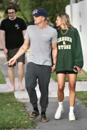 Marloes Stevens on the Gold Coast in Australia 04/13/2021