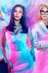 Maya Jama - Glow Up TV Series Promos April 2021