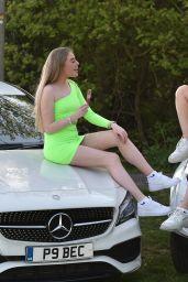 Megan Clark and Becca Clark 04/04/2021