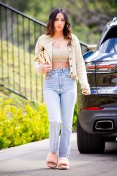 Megan Fox Street Style - Out in Los Angeles 04/01/2021