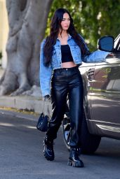Megan Fox Street Style - West Hollywood 04/11/2021