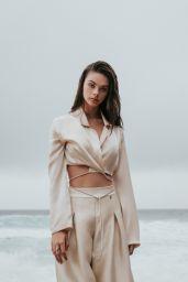 Meika Woollard - Photoshoot for 5 Eleven Magazine April 2021