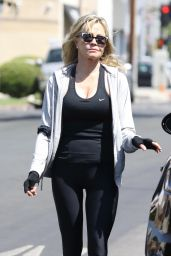 Melanie Griffith - Out in Los Angeles 04/20/2021