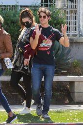 Mia Swier - Out in Los Feliz 04/06/2021