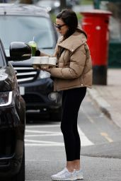 Michelle Keegan - Out in Essex 04/03/2021