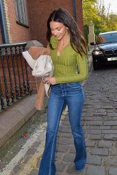 Michelle Keegan Street Style - Cheshire 04/24/2021