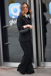 Myleene Klass at the Global Radio in London 04/08/2021