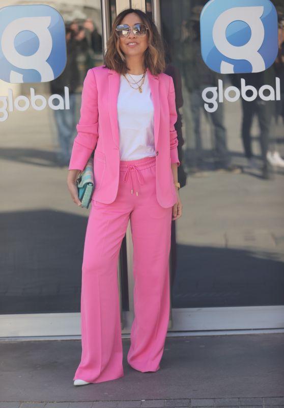 Myleene Klass in Pink - London 04/06/2021