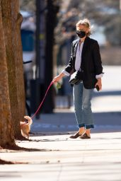 Naomi Watts - Out in New York City 03/30/2021