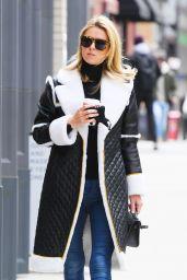 Nicky Hilton Chic Street Style - NY 04/22/2021