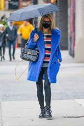 Nicky Hilton - Rainy Day in New York 04/12/2021
