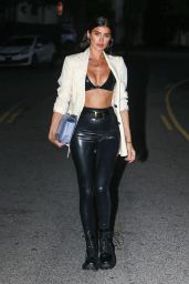 Nicole Williams Night Out Style - Beverly Hills 04/08/2021