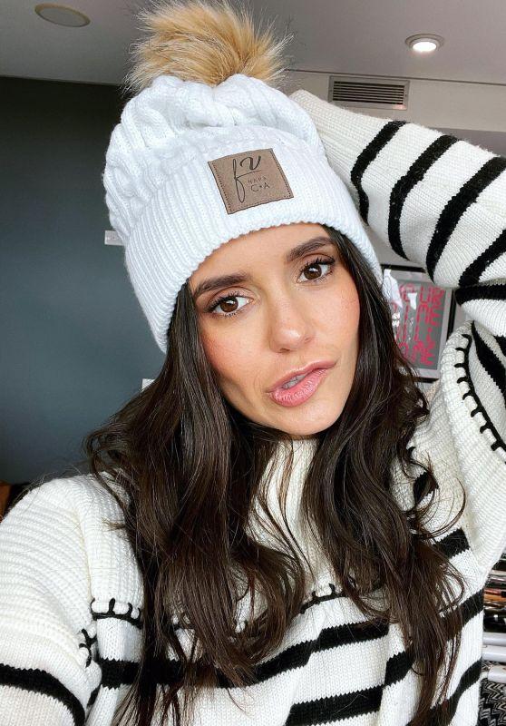 Nina Dobrev 04/12/2021