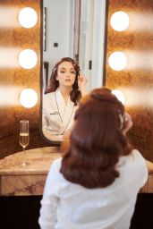 Olivia Cooke - Photographed for Oscars Virtually April 2021