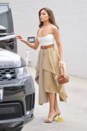 Olivia Culpo is Stylish - Beverly Hills 04/27/2021