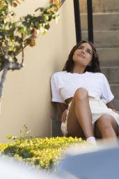 Olivia Culpo - Posing for Photos in Calabasas 04/08/2021