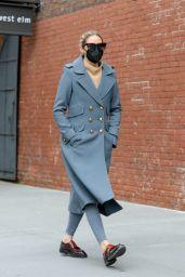 Olivia Palermo Street Style - Brooklyn 04/05/2021