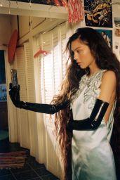 Olivia Rodrigo - Photoshoot for ELLE Magazine April 2021