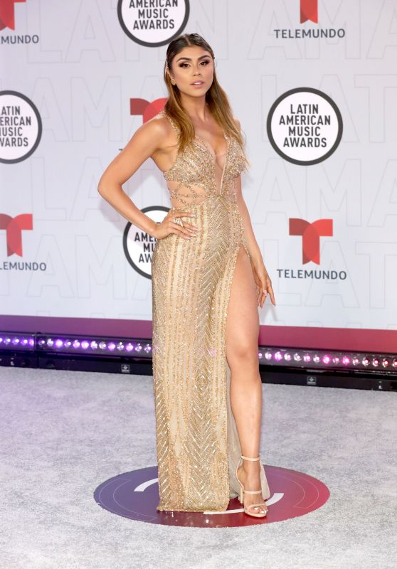 Paula Galindo – 2021 Latin American Music Awards