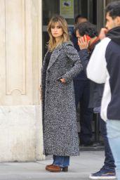 "Penelope Cruz - Pedro Almdovar's New Film ""Madres Paralelas"" Set in Madrid 03/31/2021"