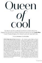 Phoebe Bridgers - The Sunday Times Style 04/11/2021 Issue