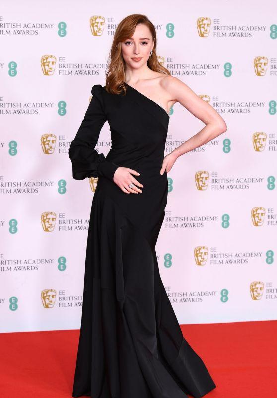 Phoebe Dynevor - 2021 BAFTA Film Awards