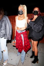 Pia Mia at The Nice Guy in Hollywood 04/08/2021