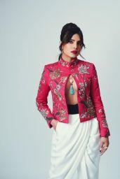 Priyanka Chopra - 2021 BAFTA Awards Photoshoot
