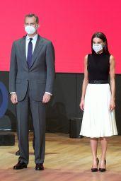 Queen Letizia of Spain - IFEMA