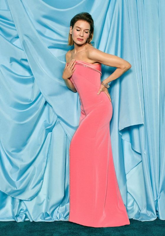 Renée Zellweger - Vanity Fair Portraits 93rd Annual Academy Awards