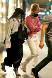 Rita Ora - Leaving David Jone