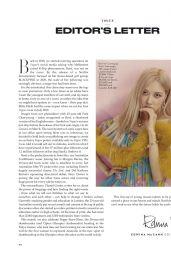 Rosé - Vogue Australia April 2021 Issue