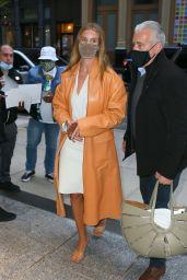 Rosie Huntington-Whiteley Looking Stylish in NYC 04/14/2021