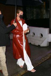 Rosie Huntington-Whiteley - Waverly Inn in New York City 04/12/2021