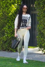 Rumer Willis - Out in Beverly Hills 04/02/2021
