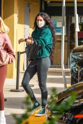 Rumer Willis - Out in West Hollywood 04/06/2021